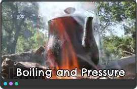 Boiling and Pressue